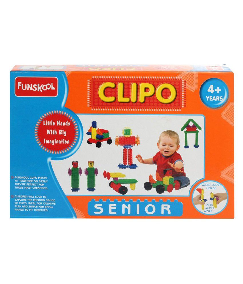 Funskool Clipo Senior
