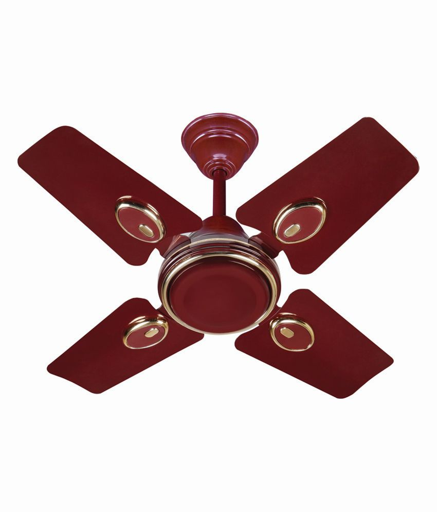 Surya Sparrow-DX 4 Blade (600mm) Ceiling Fan