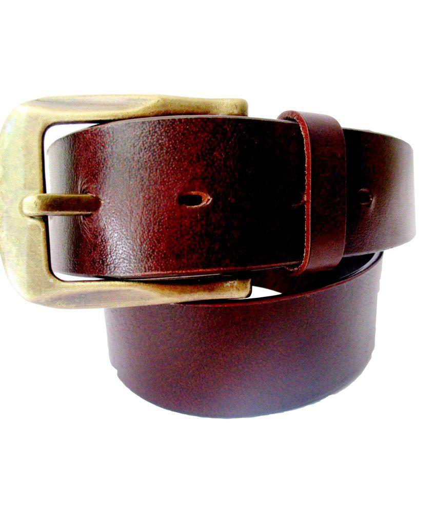 TSI High Class Genuine Leather Casual Belt