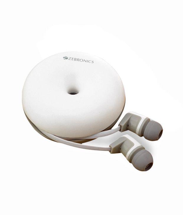 Zebronics Stereo Earphone Em990