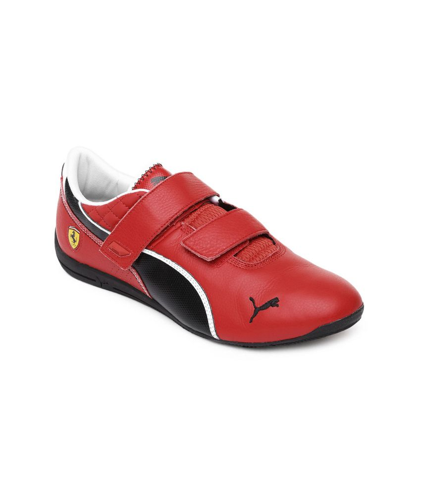 Puma Red Lifestyle Shoes Buy Puma Red Lifestyle Shoes