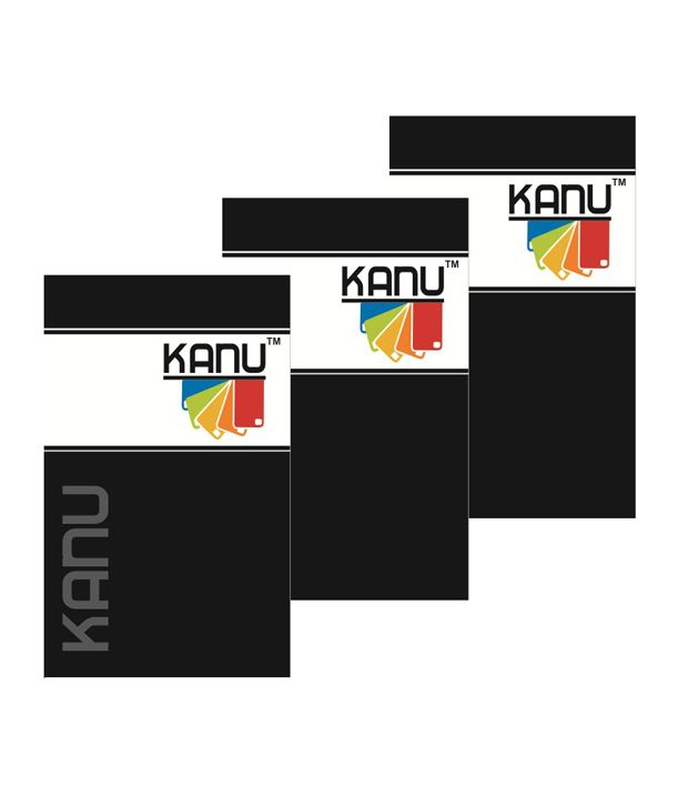 Kanu Pack Of 3 Clear Screen Guard For Samsung S5260 Star 2