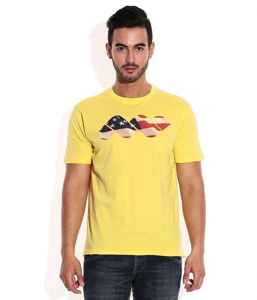 Spunk Aura Yellow T-Shirt