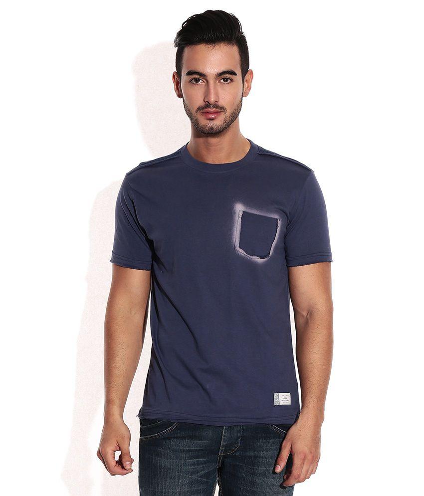 Spunk Indigo T-Shirt