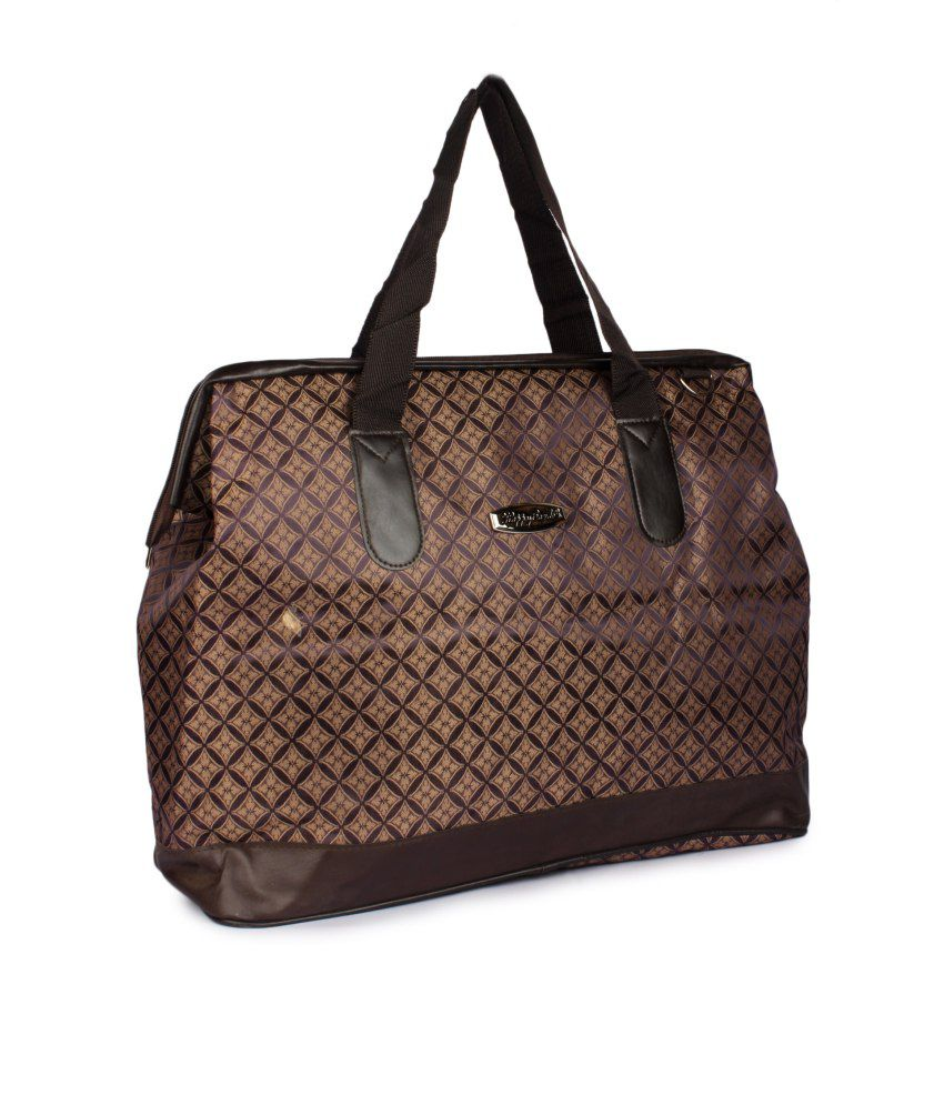 Stylz Brown PU Shoulder Bags For Women