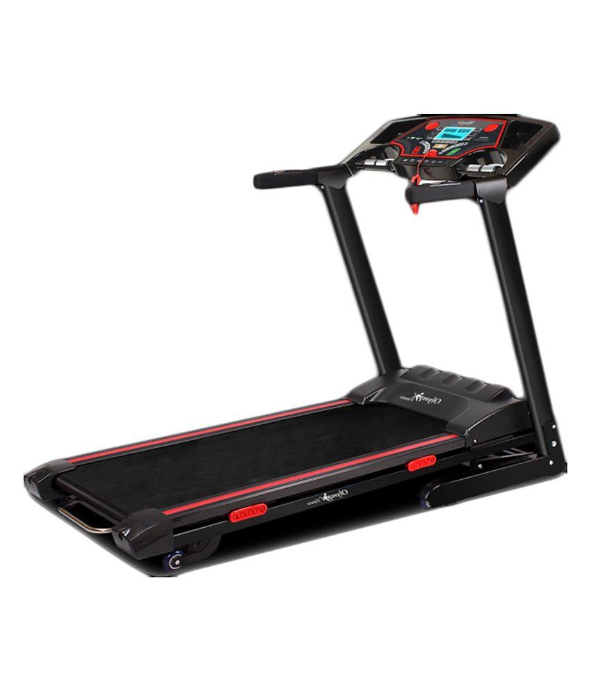 Olympic Fitness Motorised Treadmill