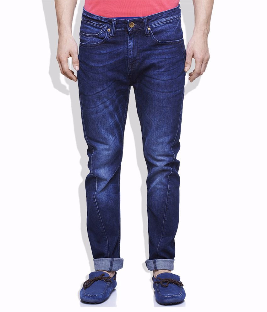 United Colors Of Benetton Blue Jeans
