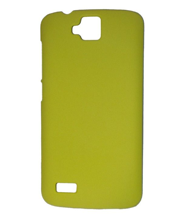 cheap for discount b7386 f575e HUAWEI HONOR HOLLY U19 U 19 HARD BACK COVER CASE PHONE GUARD _Yellow ...