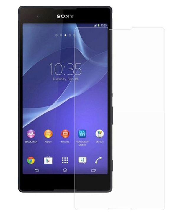 HatHot Tempered Glass Screen Guard for Sony Xperia Z Ultra