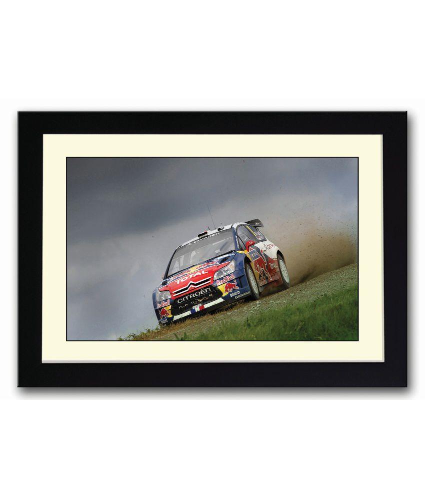 artifa rally racing car framed poster buy artifa rally