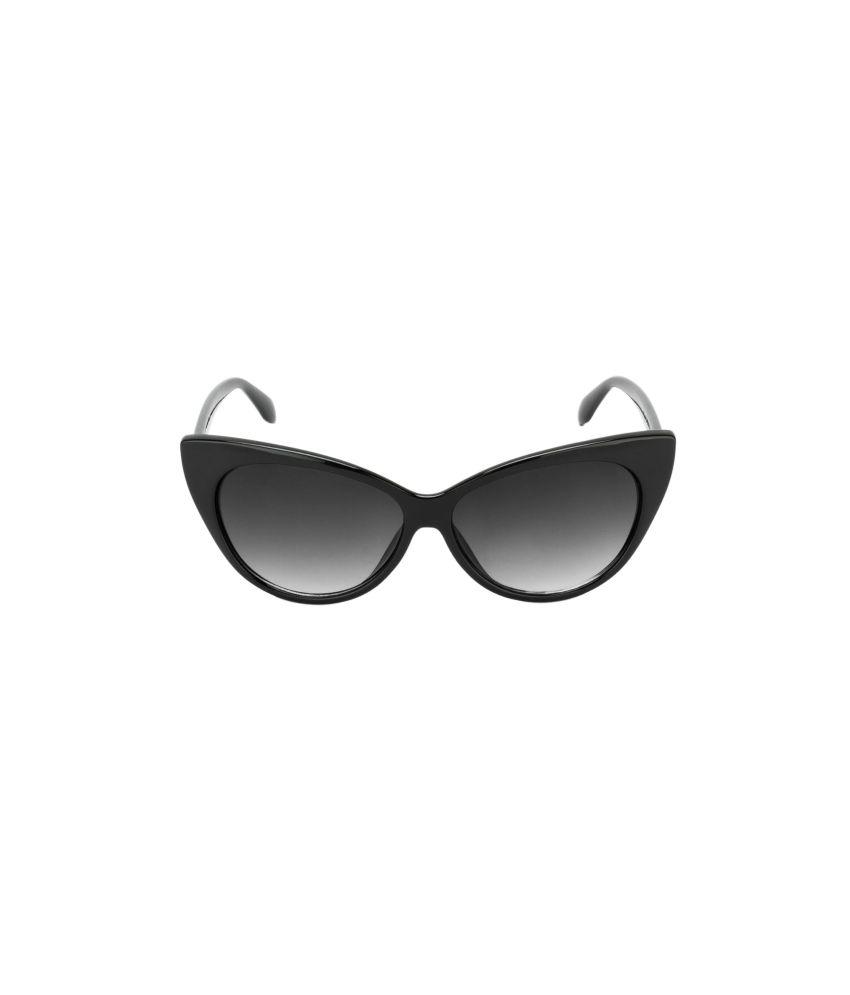 ee71f481a Fair-X Stylish Shiny Black Cat Eye Sunglasses For Women - Buy Fair-X ...