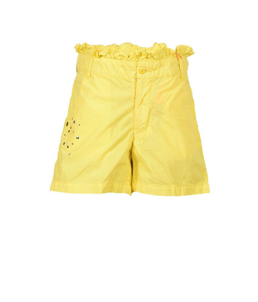Ello Yellow Shorts For Kids