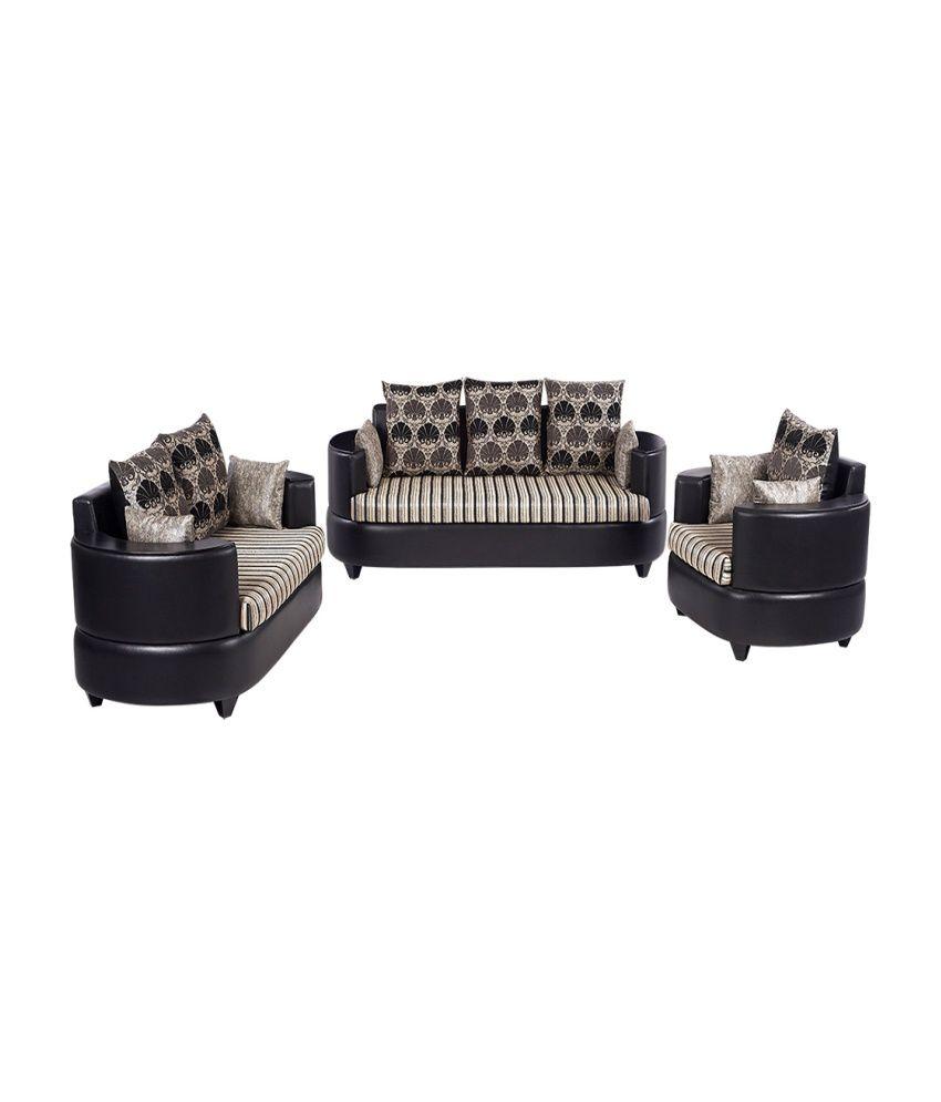 ARRA Polar Sofa Set 3+2+1