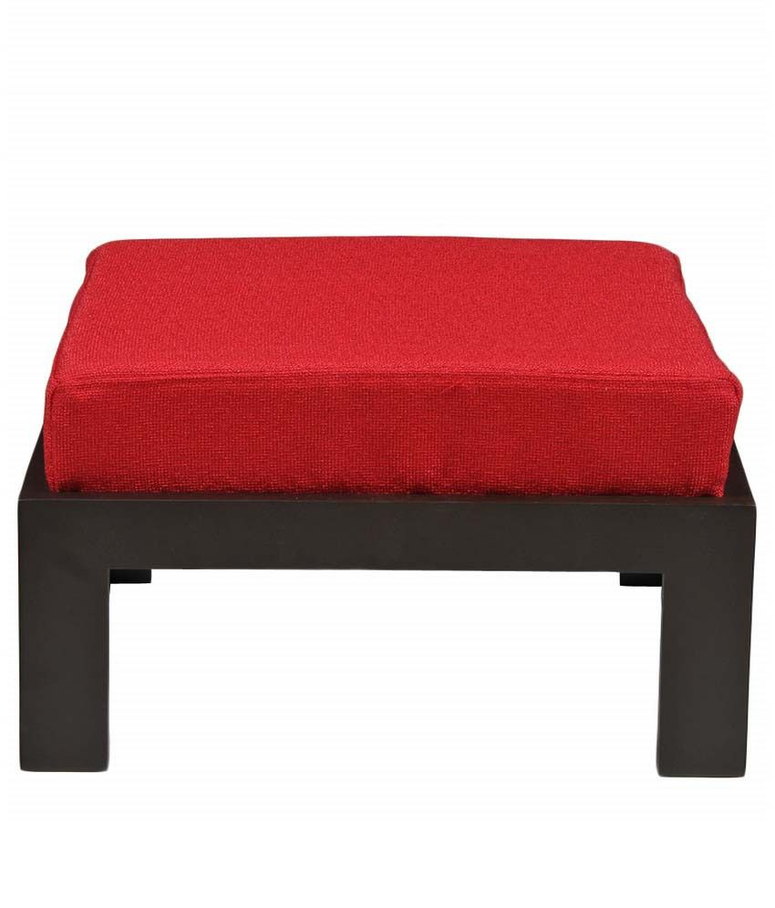... Buy Trendy Coffee Table   Get Four Stools Free (Red Upholstery) ...