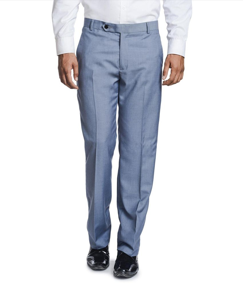 Adam In Style Micro Formal Men's Trouser