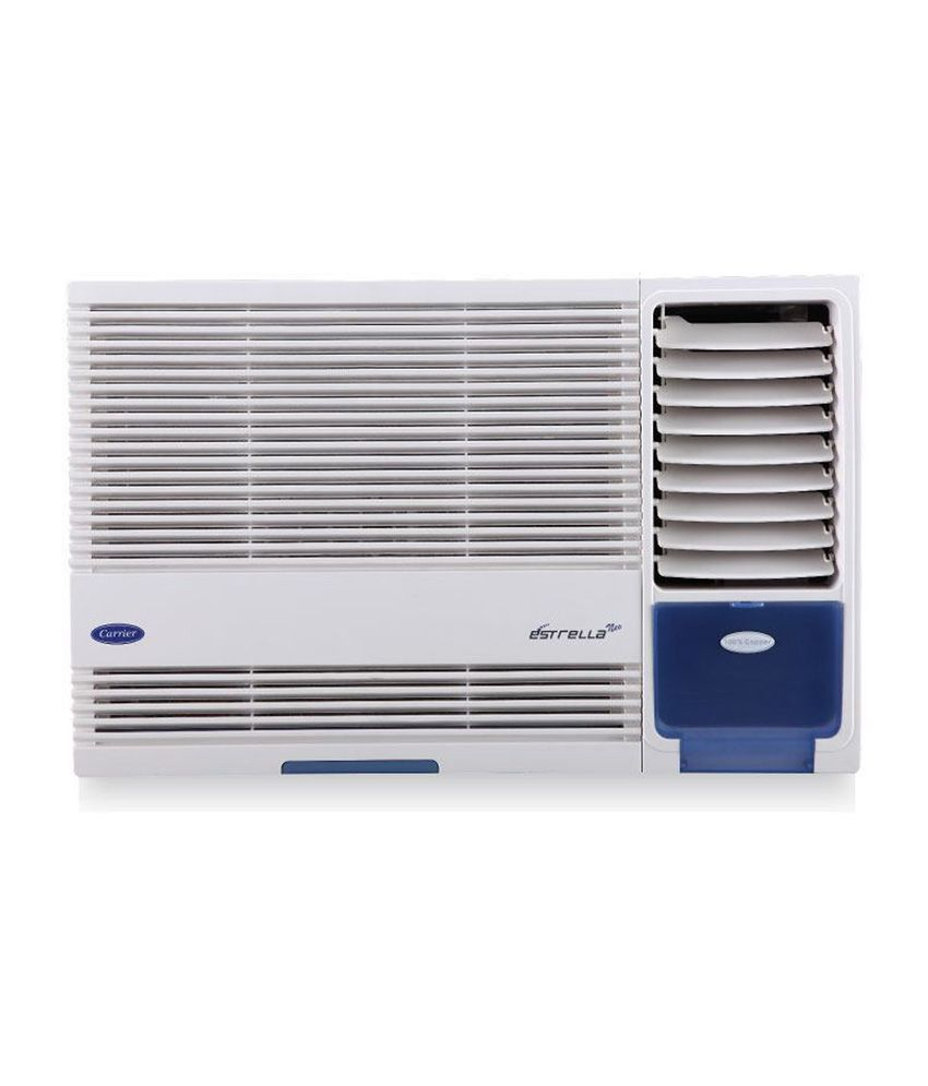 Carrier 1 ton 3 star estrella neo 12k estrella window ac for 1 ton window ac