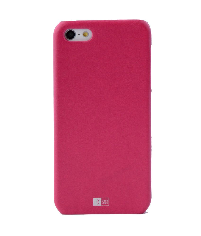 Case Logic Back Cover For Apple iPhone 5