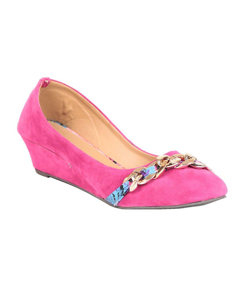 Adorn Pink Partyware Sandal