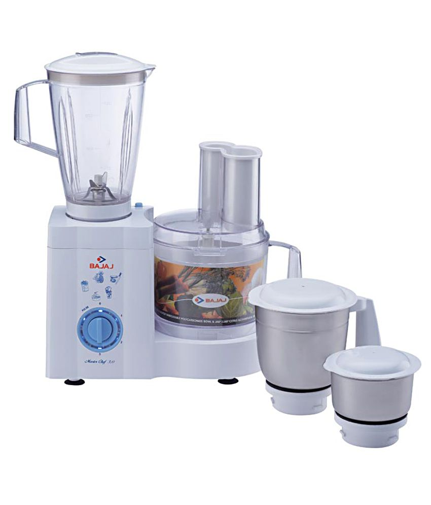 Bajaj Masterchef 3.0 Food Processor