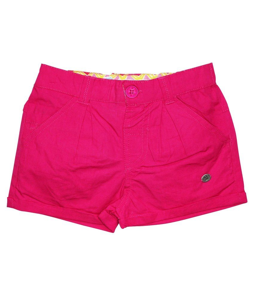 FS Miniklub Miami Beach Girls Woven Shorts