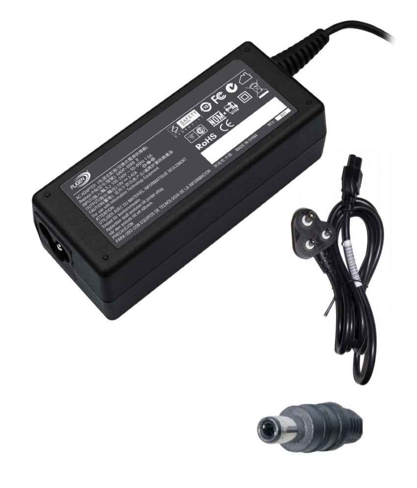 Fugen Laptop Power Adapter Charger Toshiba 65w 19V 3.42A Satellite C650d-St2nx1 C650d-St2nx2 C850 C850d