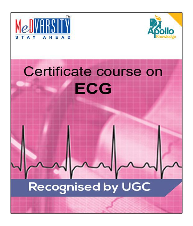 Certified Online Course In Ecg By Medvarsity Apollo