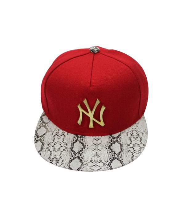Takeincart Ny Metal 3d Snapback & Hiphop Caps