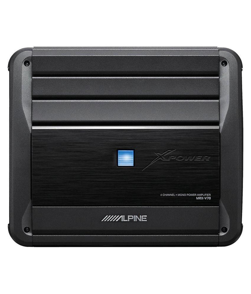 Alpine MRX-V70 Power Amplifier