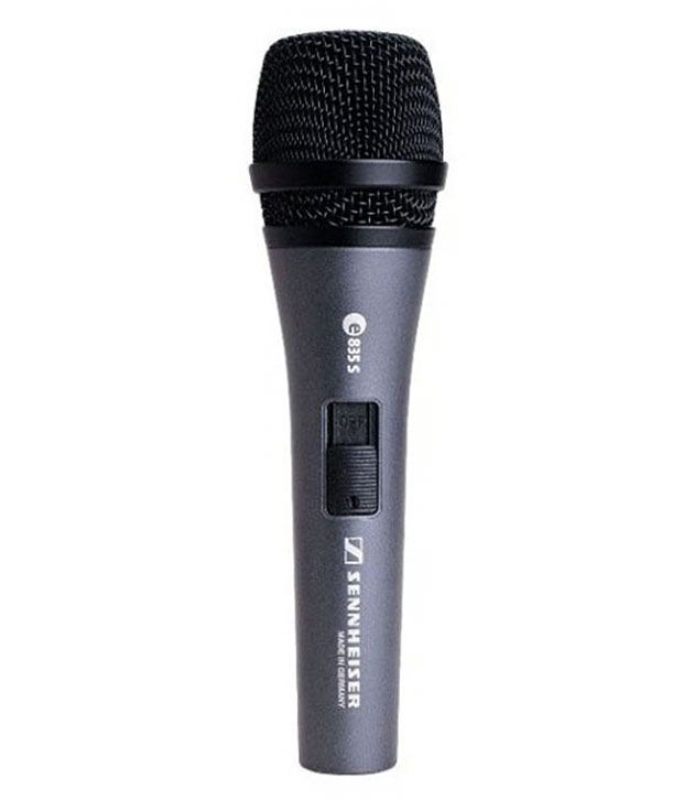 sennheiser e835s cardioid handheld dynamic microphone with on off switch buy sennheiser e835s. Black Bedroom Furniture Sets. Home Design Ideas