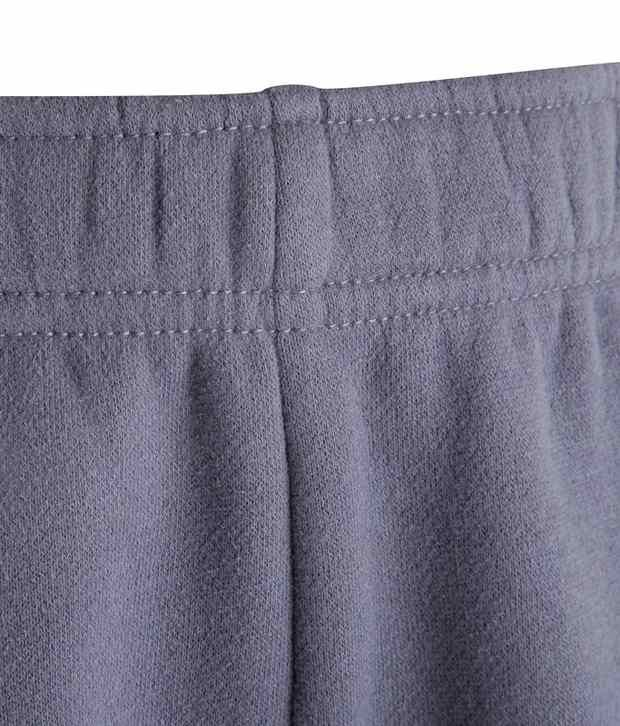 Domyos Gray Warmy Fitness Trousers for Boys