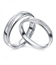 632ebbbeb Quick View. RM Jewellers 92.5 Sterling Pure Silver Best American Diamond ...