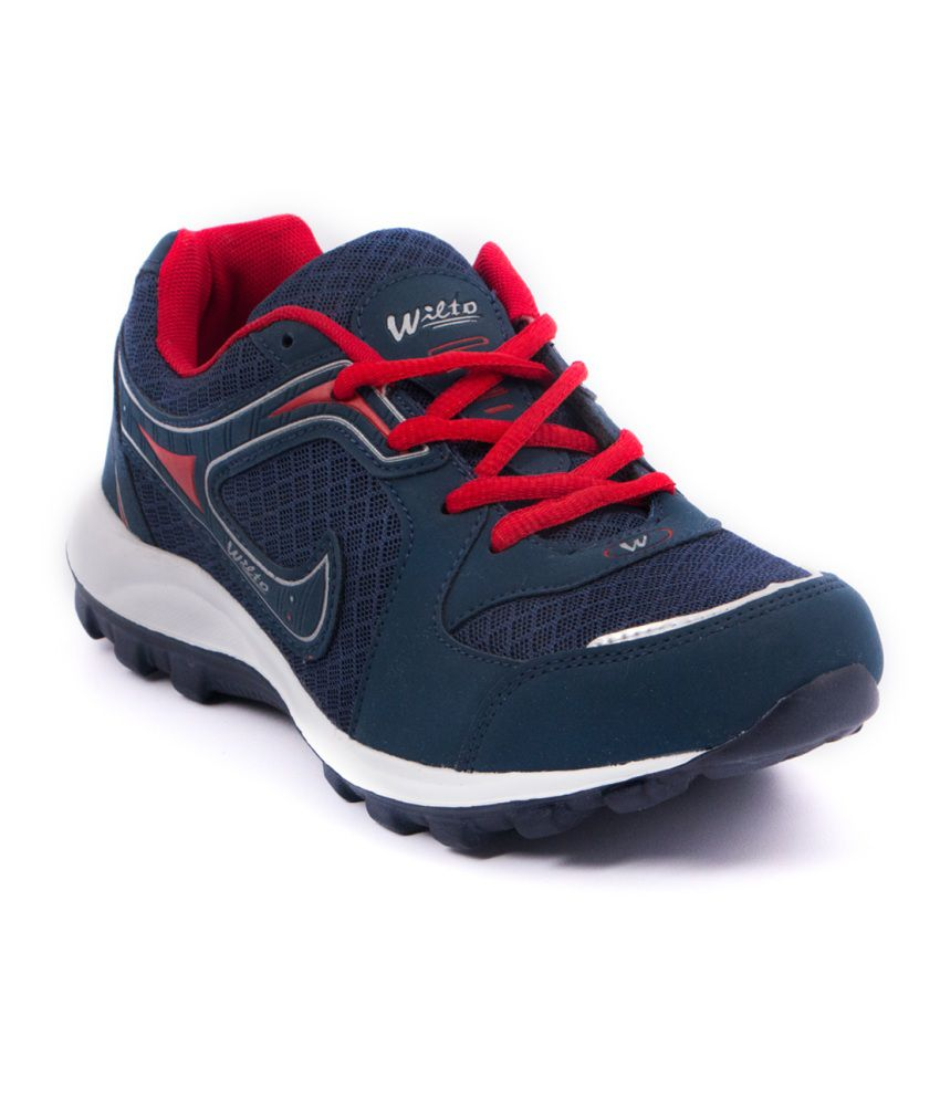 4576b50bd985b Asian Navy Blue   Red Eva Sport Shoes For Men - Buy Asian Navy Blue   Red  Eva Sport Shoes For Men Online at Best Prices in India on Snapdeal