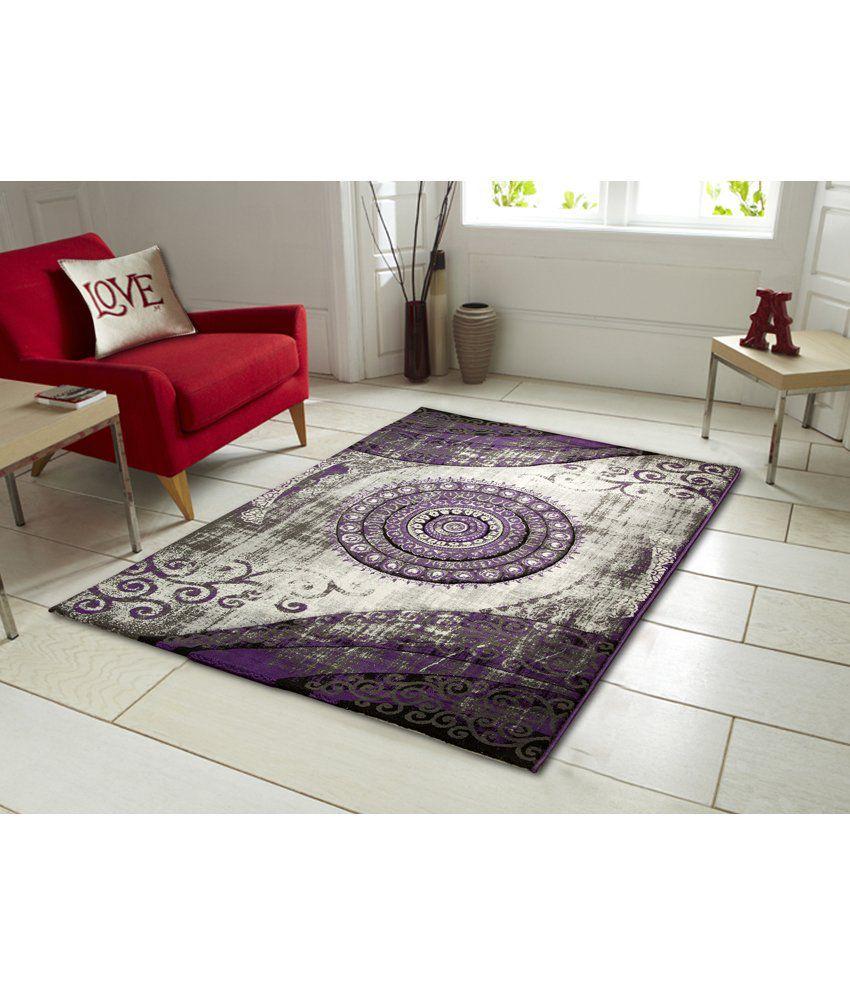 Bhajana home decor multicolour cotton carpet buy bhajana for Snapdeal products home kitchen decorations