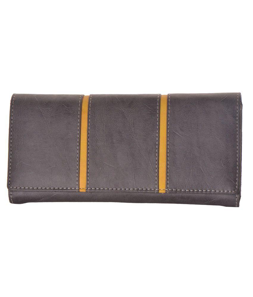 Zakasdeals Fancy Casual Wear Brown Wallet