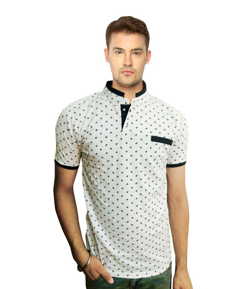 Garment City Cotton Round Neck T Shirt