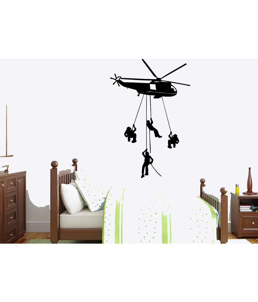 products kart helicopter wall sticker buy products kart