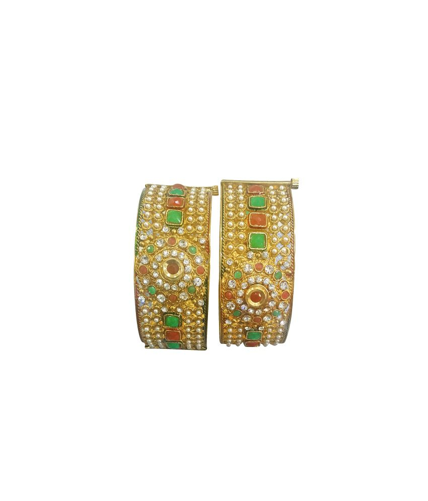 Hari Om Bangles Gold Bridal Bangles