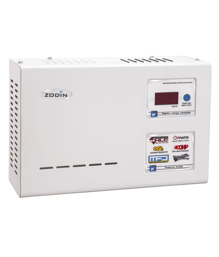 Zodin ACG55 Air Conditioner Voltage Stabilizer