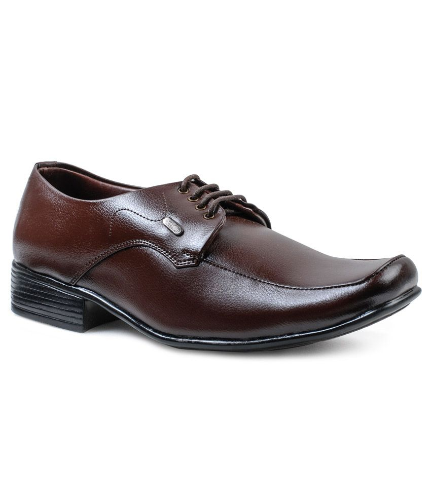ab192d77e Action Shoes Brown Lace Men's Formal Shoes Price in India- Buy Action Shoes  Brown Lace Men's Formal Shoes Online at Snapdeal