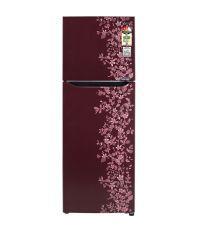 LG 255 Ltr. GL-B282SSPM Frost Free Double Door Refrigerat...