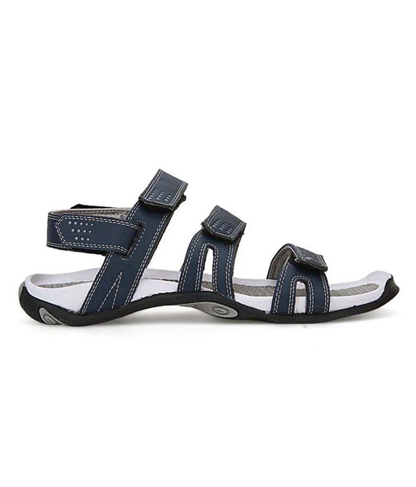 bf6559317e424b Puma Men Grey Blue Aripon 3 Sports Sandal - Buy Puma Men Grey Blue ...