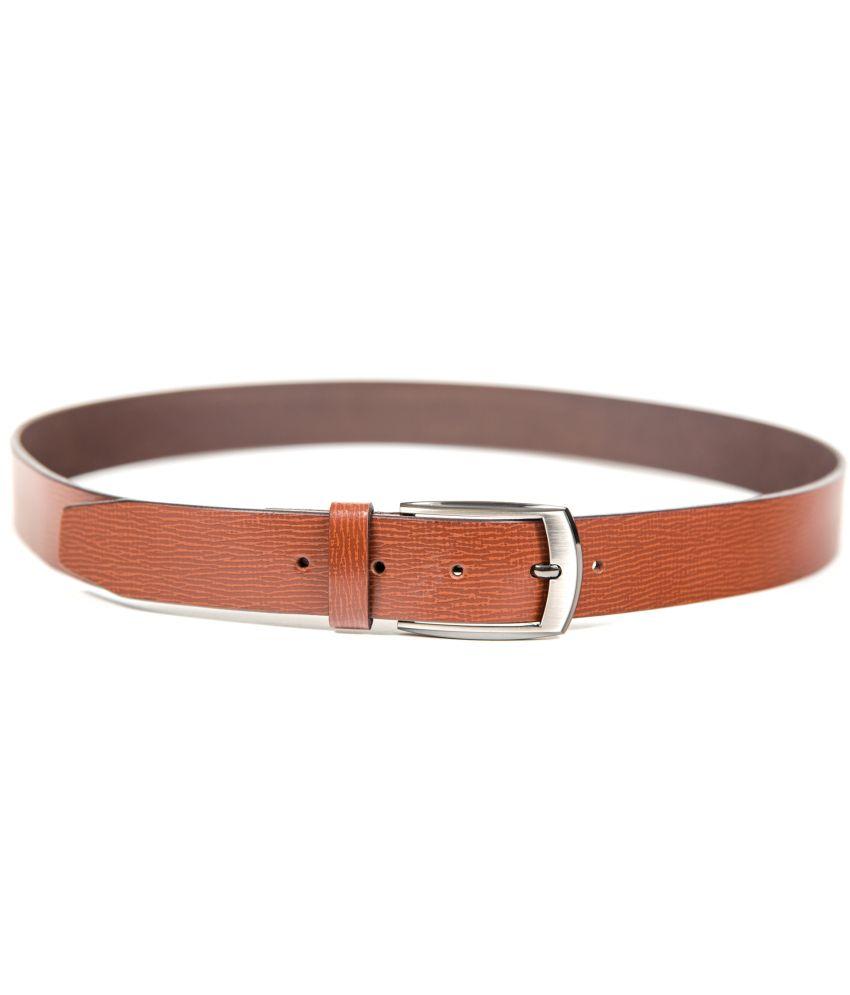 Quero Leather Formal Belt For Men