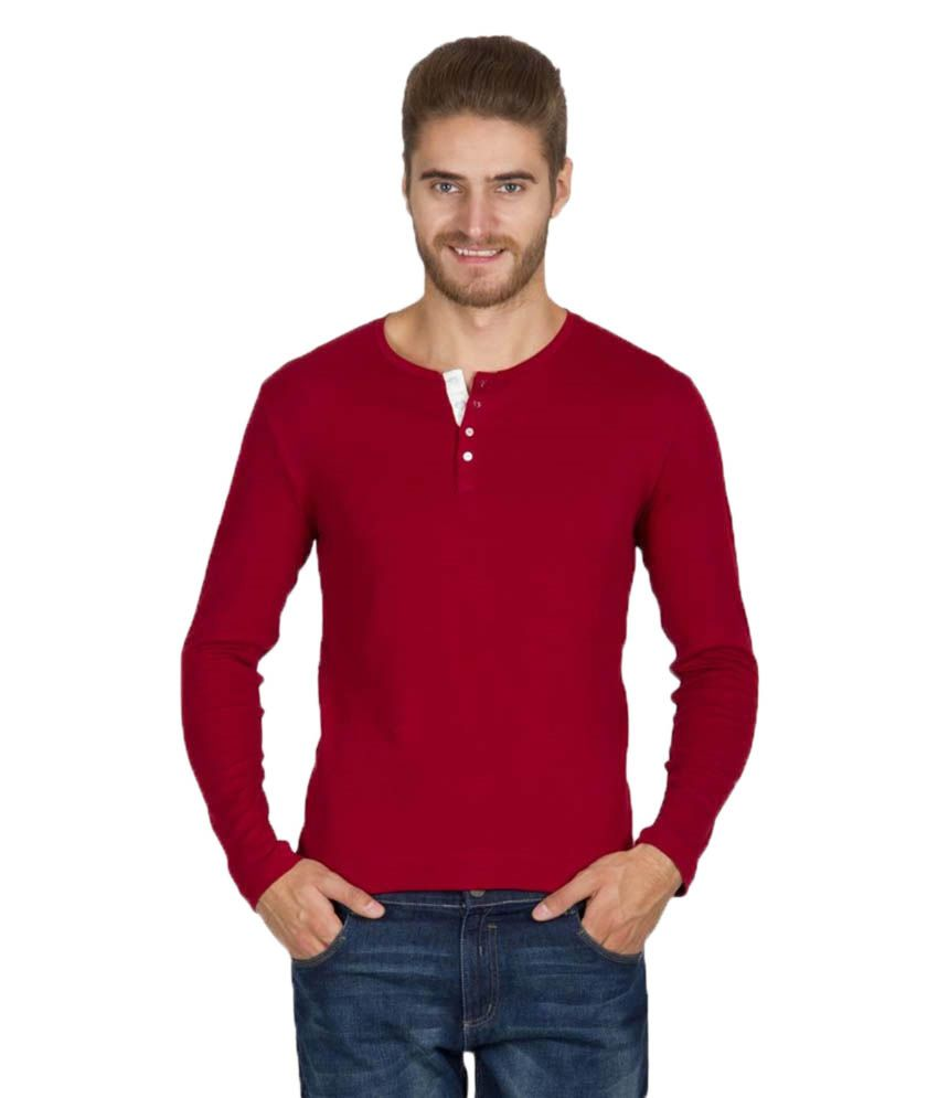 Roshni Collection Red T Shirt