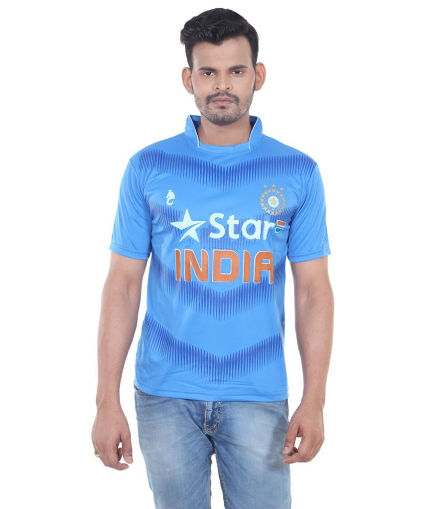 Bloomun India Cricket Jersey