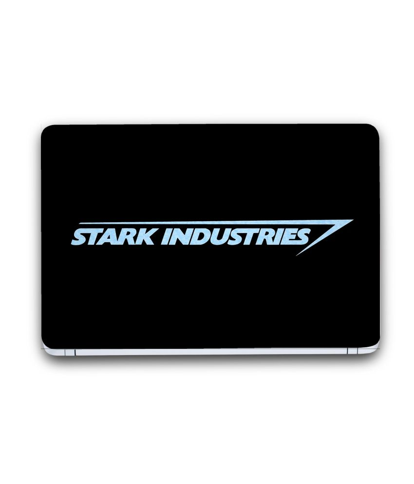 Saledart Stark Industries Laptop Skin