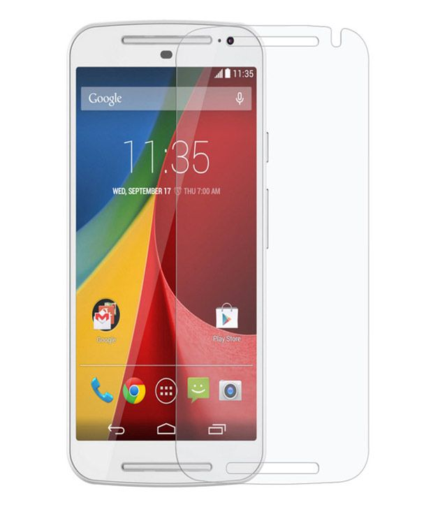 Indiacod Branded Pack of 2 Screen Guards for Karbonn Titanium S1 Plus