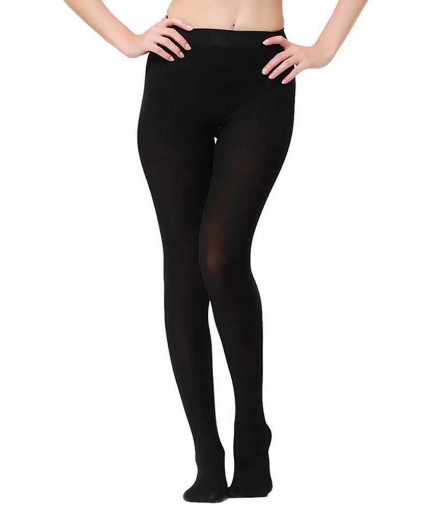 fa317365808 Buy Nineteen Black Stockings Online at Best Prices in India - Snapdeal