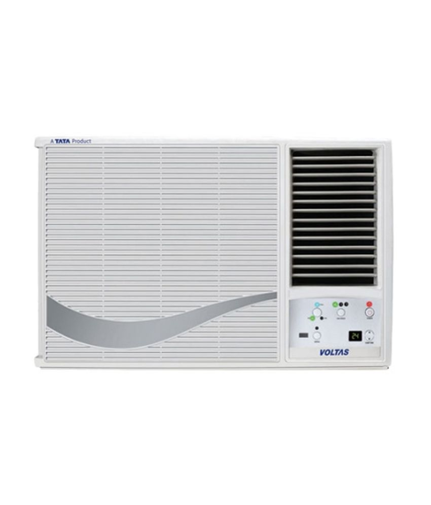 Voltas 1 5 ton 2 star 182 ly 182 lya window air for 1 ton window air conditioner