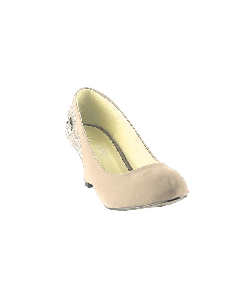 Missoni Beige Medium Heel Sandal