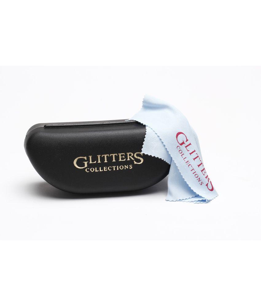 a8398f5b587 Glitters Black Mirrored Wayfarer Sunglasses - Buy Glitters Black ...